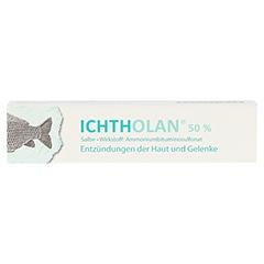 Ichtholan 50% 40 Gramm N1 - Vorderseite