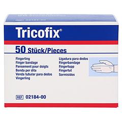TRICOFIX Fingerverband 50 Stück - Vorderseite