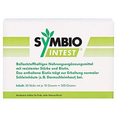 SYMBIO INTEST Pulver 30 Stück - Vorderseite