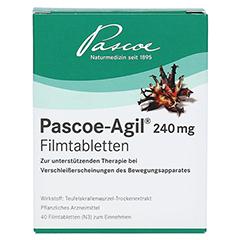 PASCOE-Agil 240mg 40 Stück - Vorderseite