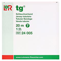 TG Schlauchverband Gr.7 20 m weiß 24005 CPC 1 Stück - Vorderseite