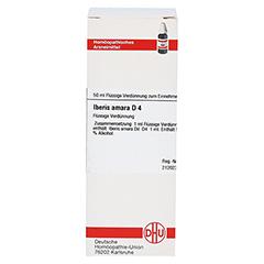 IBERIS amara D 4 Dilution 50 Milliliter N1 - Vorderseite
