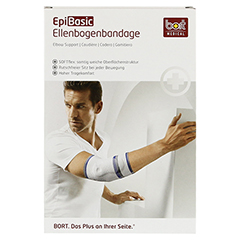 BORT EpiBasic Bandage M haut 1 Stück - Vorderseite
