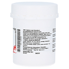 SCHÜSSLER Nr.11 Silicea D 12 Tabletten 1000 Stück - Linke Seite