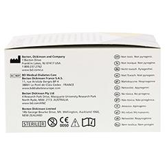 BD SAFE Assist Sicherheits-Pen-Nadel 30 Gx 8 mm 50 Stück - Linke Seite