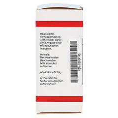 HAPLOPAPPUS D 4 Tabletten 80 Stück N1 - Linke Seite