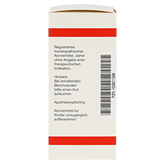 CALCIUM SILICO fluoratum D 6 Tabletten 80 Stück N1 - Linke Seite