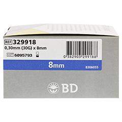 BD SAFE Assist Sicherheits-Pen-Nadel 30 Gx 8 mm 50 Stück - Rechte Seite
