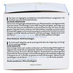 NUXE Creme fraiche de beaute Reichhaltige 48h Feuchtigkeitscreme 50 Milliliter - Rechte Seite