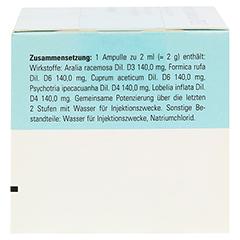 INJECTIO antiasthmatica Fides S Ampullen 50 Stück N2 - Rechte Seite