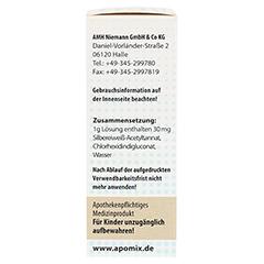 RHINOGUTTAE Arg.Diacetylotann.pro MP 10 Milliliter - Rechte Seite
