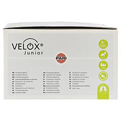 PARI VELOX Junior Inhalationsgerät 1 Stück - Rückseite