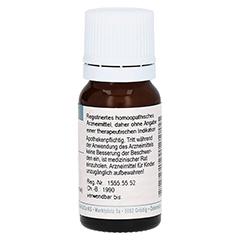 ACIDUM ARSENICOSUM D 6 Globuli 10 Gramm - Rückseite