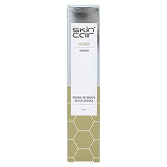 SKINCAIR HYDRO Shower Olive Dusch-Schaum 200 Milliliter - Rückseite