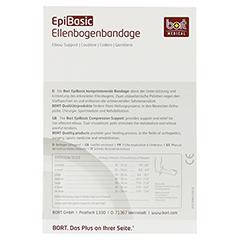 BORT EpiBasic Bandage M haut 1 Stück - Rückseite