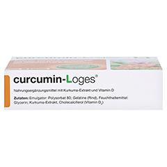 CURCUMIN-LOGES Kapseln 60 Stück - Unterseite