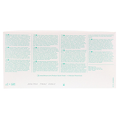 VASCO sensitive Untersuchungshandschuhe Gr.XL 90 Stück - Unterseite
