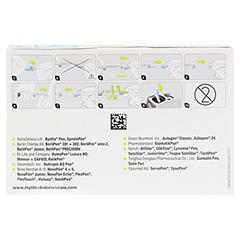 CLICKFINE Universal 10 Kanülen 0,33x10 mm 100 Stück - Unterseite