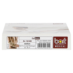 BORT EpiBasic Bandage M haut 1 Stück - Unterseite