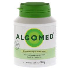 ALGOMED Chlorella vulg.Mikroalgen 300 mg Tabletten 100 Gramm