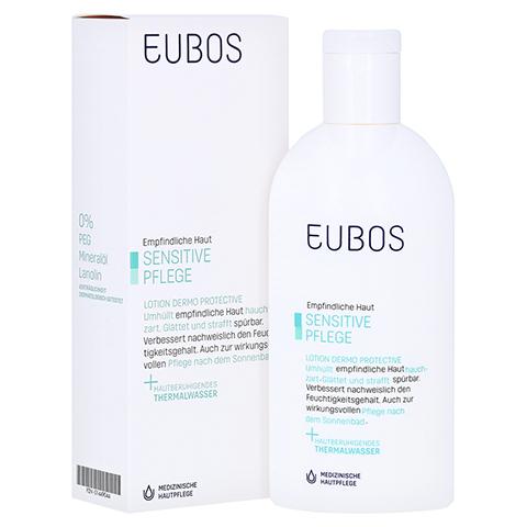 EUBOS SENSITIVE Lotion Dermo Protectiv 200 Milliliter