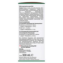ÖKOPHARM Immun44 Saft 300 Milliliter - Linke Seite