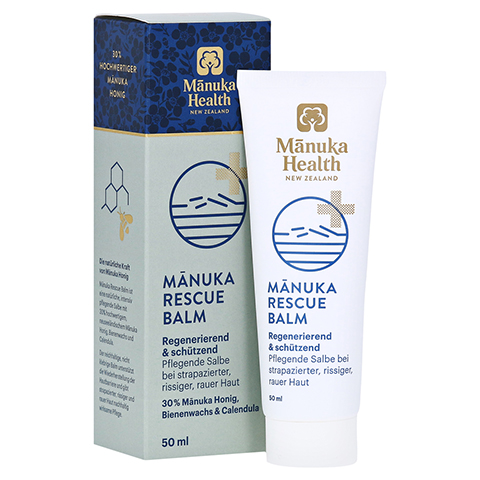 MANUKA HEALTH Rescue Balm 50 Milliliter