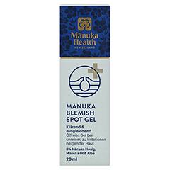 MANUKA HEALTH Blemish Spot Gel 20 Milliliter - Vorderseite