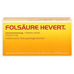 Folsäure-Hevert 100 Stück N3 - Oberseite