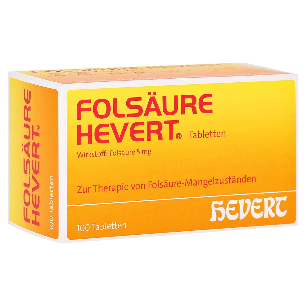 Folsäure Empfehlung