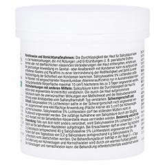 Salicylvaseline 5% Lichtenstein 200 Gramm - Linke Seite