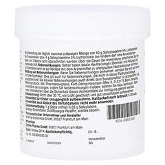 Salicylvaseline 5% Lichtenstein 200 Gramm - Rechte Seite