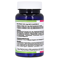 BALDRIAN 120 mg GPH Kapseln 60 Stück - Linke Seite