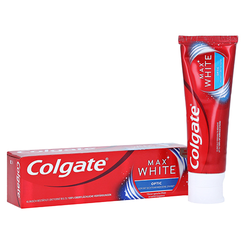 COLGATE Max White One Optic Zahnpasta 75 Milliliter