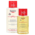 EUCERIN pH5 Duschgel empfindliche Haut + gratis Eucerin pH5 Duschöl 100 ml 200 Milliliter