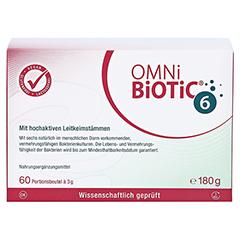 OMNi BiOTiC 6 Sachet 60 Stück - Vorderseite