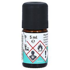 KONZENTRATION Duftmischung ätherisches Öl 5 Milliliter - Linke Seite