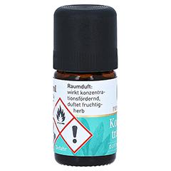 KONZENTRATION Duftmischung ätherisches Öl 5 Milliliter - Rechte Seite