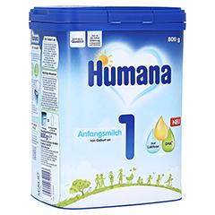 HUMANA Anfangsmilch 1 Pulver 800 Gramm