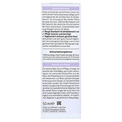 WELEDA weiße Malve Wundschutzcreme 50 Milliliter - Rückseite