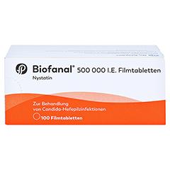 Biofanal 500000 I.E. 100 Stück N3 - Vorderseite