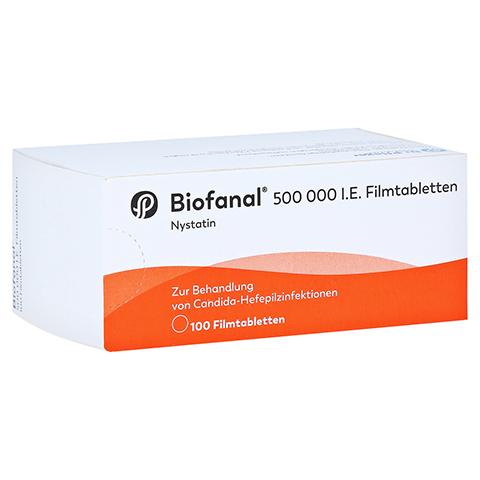 Biofanal 500000 I.E. 100 Stück N3