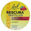 BACHBLÜTEN Original Rescura Pastillen Cranberry 50 Gramm