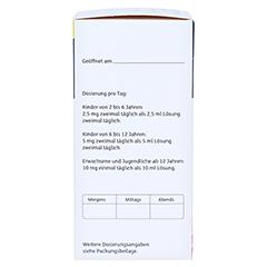 Cetirizin Aristo Allergiesaft 1mg/ml 75 Milliliter N1 - Linke Seite