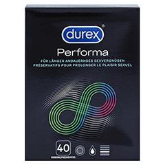 DUREX Performa Kondome 40 Stück - Vorderseite