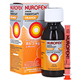 Nurofen Junior Fiebersaft Orange 2% 150 Milliliter N2