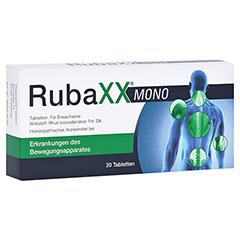RUBAXX Mono Tabletten 20 Stück