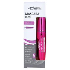 medipharma Mascara med Ultra Boost 10 Milliliter - Vorderseite
