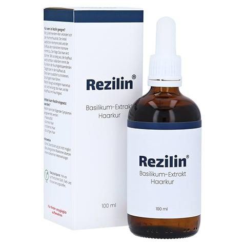 REZILIN Basilikum-Extrakt Haarkur 100 Milliliter