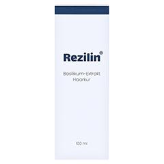 Rezilin Basilikum-Extrakt Haarkur 100 Milliliter - Vorderseite